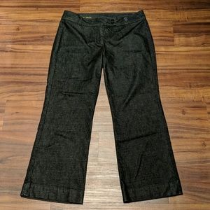 LOFT Jeans - Ann Taylor Loft Curvy Boot Size 12P / 31